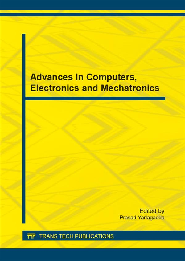 Advances in Computers, Electronics and Mechatronics