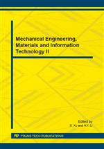 Mechanical Engineering, Materials and Information Technology II