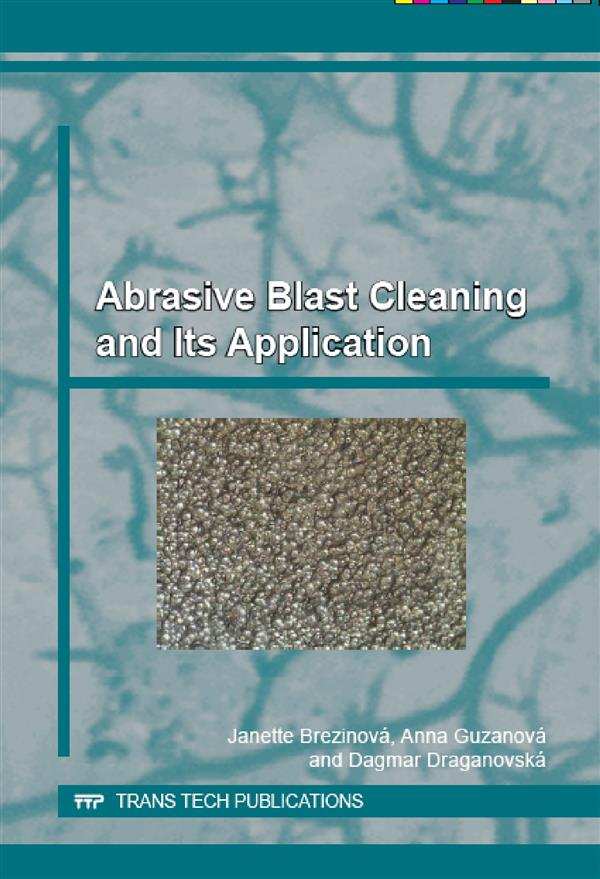 Abrasive Blast Cleaning and Its Application