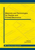 Materials and Technologies for Flexible and Printed Electronics | Book