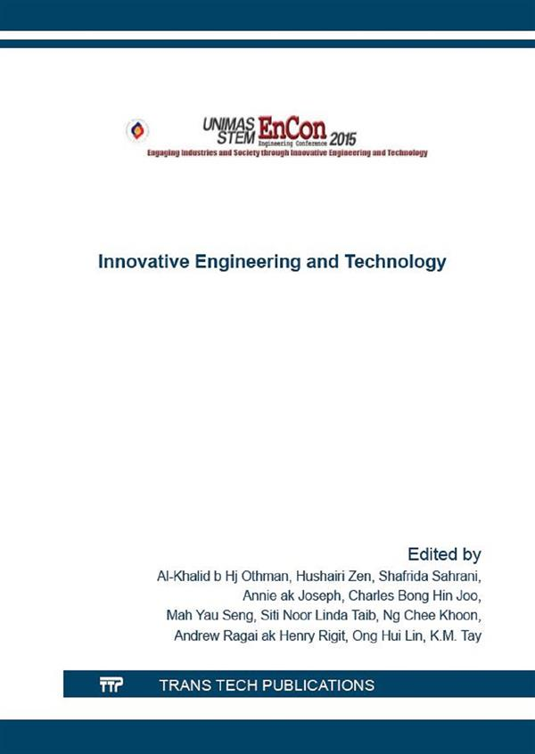 Innovative Engineering and Technology