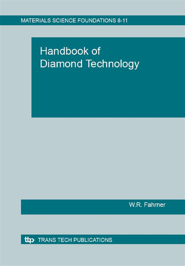 Handbook of Diamond Technology