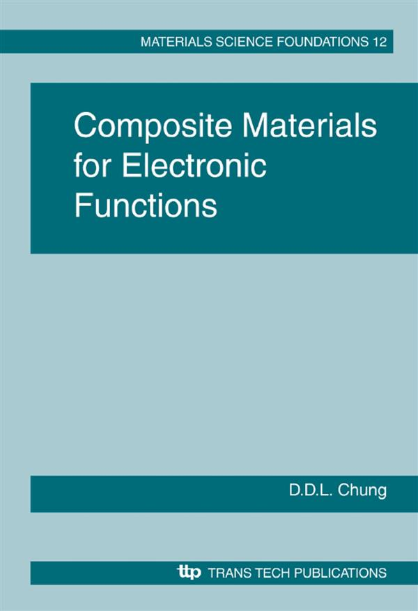 Composite Materials for Electronic Functions