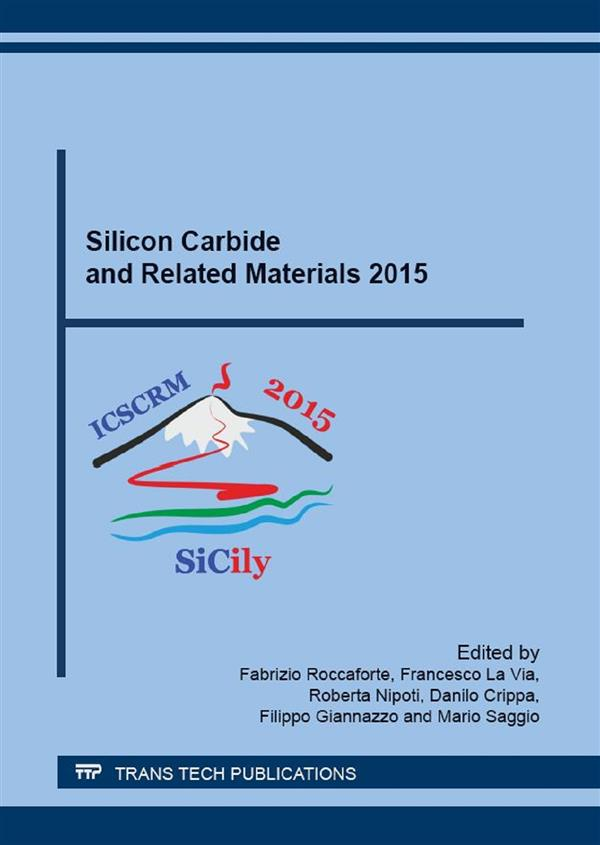 Silicon Carbide and Related Materials 2015