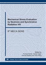 Mechanical Stress Evaluation by Neutrons and Synchrotron Radiation VIII