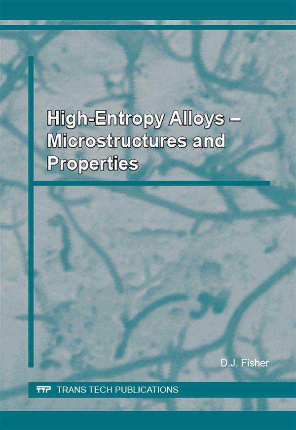 High-Entropy Alloys – Microstructures and Properties
