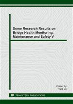 Some Research Results on Bridge Health Monitoring, Maintenance and Safety V