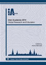 Inter Academia 2014 - Global Research and Education