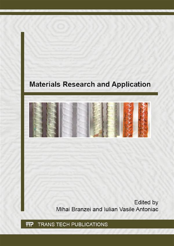 Materials Research and Application
