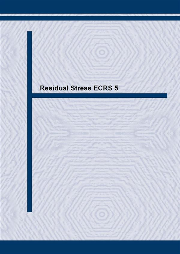 Residual Stress ECRS 5