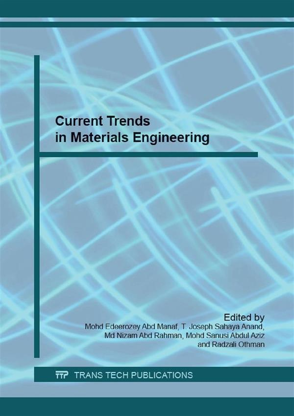 Current Trends in Materials Engineering