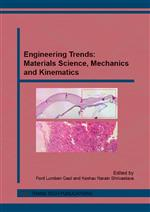Engineering Trends: Materials Science, Mechanics and Kinematics