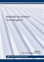 Materials for Modern Technologies II