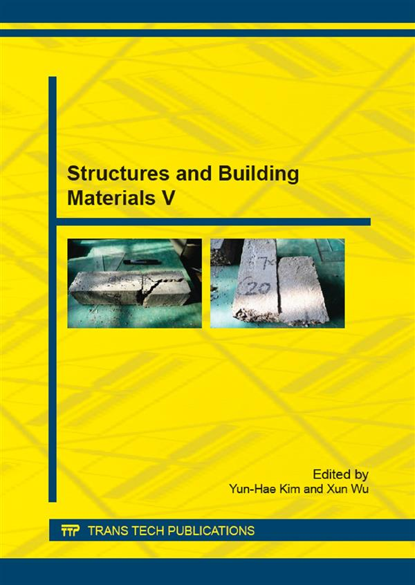 Structures and Building Materials V