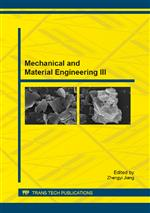 Mechanical and Material Engineering III