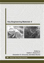 Key Engineering Materials V