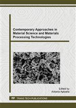Contemporary Approaches in Material Science and Materials Processing Technologies