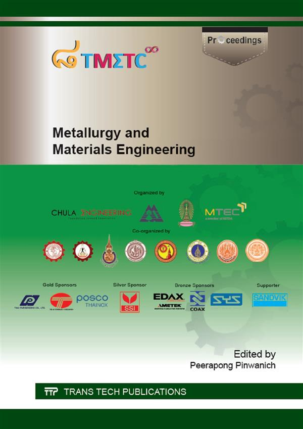 Metallurgy and Materials Engineering