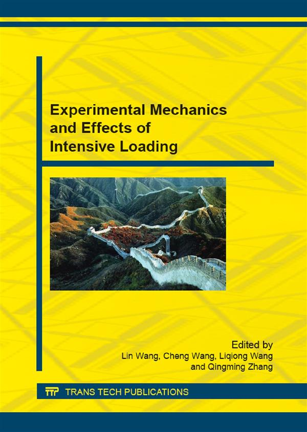 Experimental Mechanics and Effects of Intensive Loading