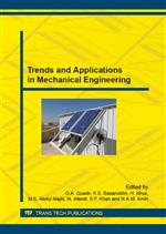 Trends and Applications in Mechanical Engineering