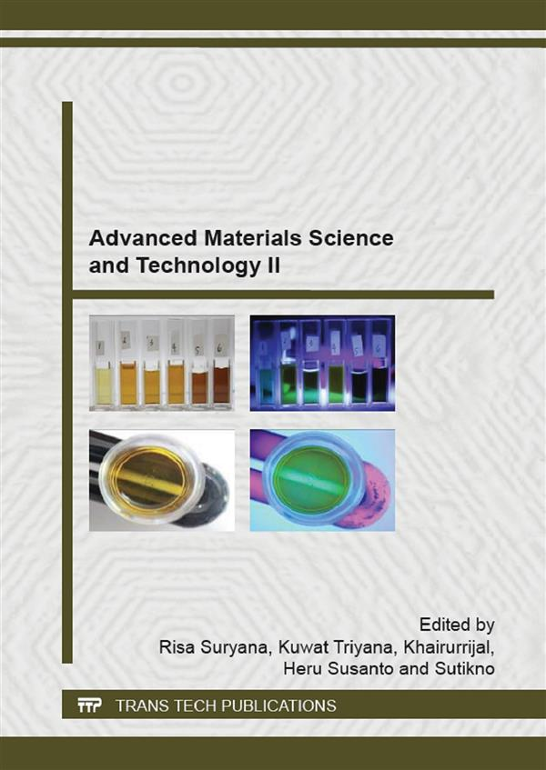 Advanced Materials Science and Technology II