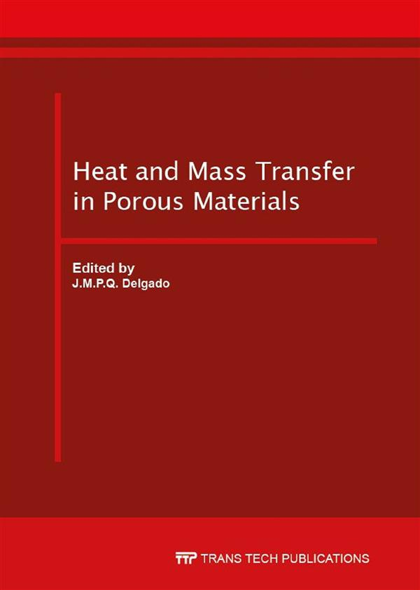 Heat and Mass Transfer in Porous Materials