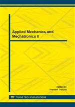 Applied Mechanics and Mechatronics II
