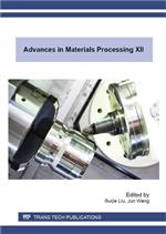 Advances in Materials Processing XII