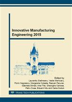 Innovative Manufacturing Engineering 2015