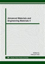 Advanced Materials and Engineering Materials V