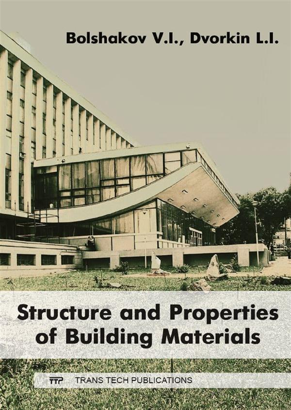 Structure and Properties of Building Materials
