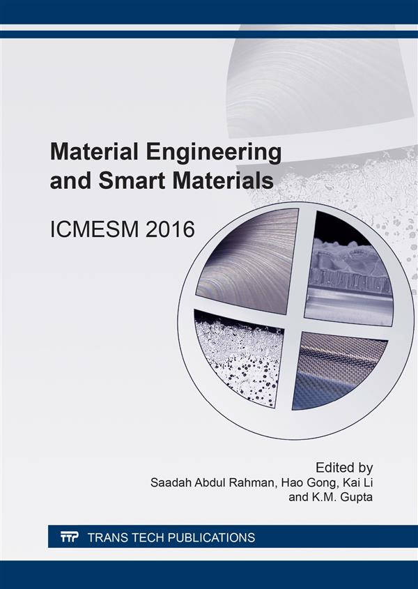 Material Engineering and Smart Materials