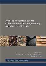2016 the First International Conference on Civil Engineering and Materials Science