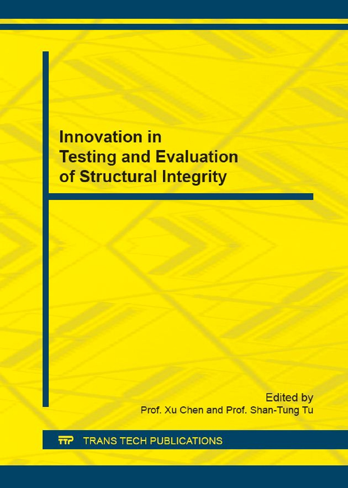 Innovation in Testing and Evaluation of Structural Integrity