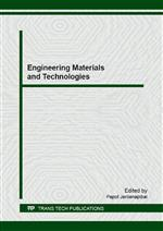 Engineering Materials and Technologies