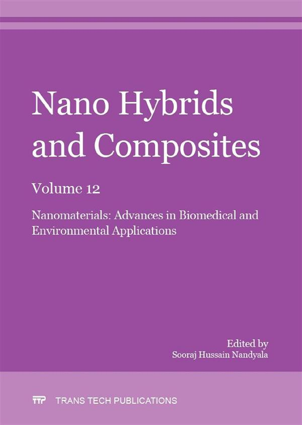Nano Hybrids and Composites Vol. 12