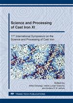 Science and Processing of Cast Iron XI