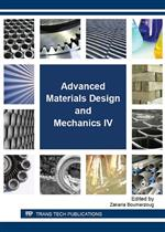 Advanced Materials Design and Mechanics IV
