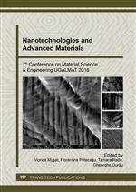 Nanotechnologies and Advanced Materials