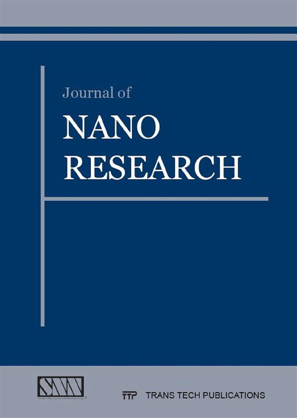 Journal of Nano Research Vol. 42