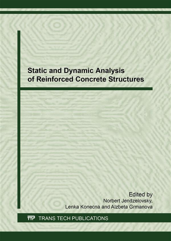 Static and Dynamic Analysis of Reinforced Concrete Structures