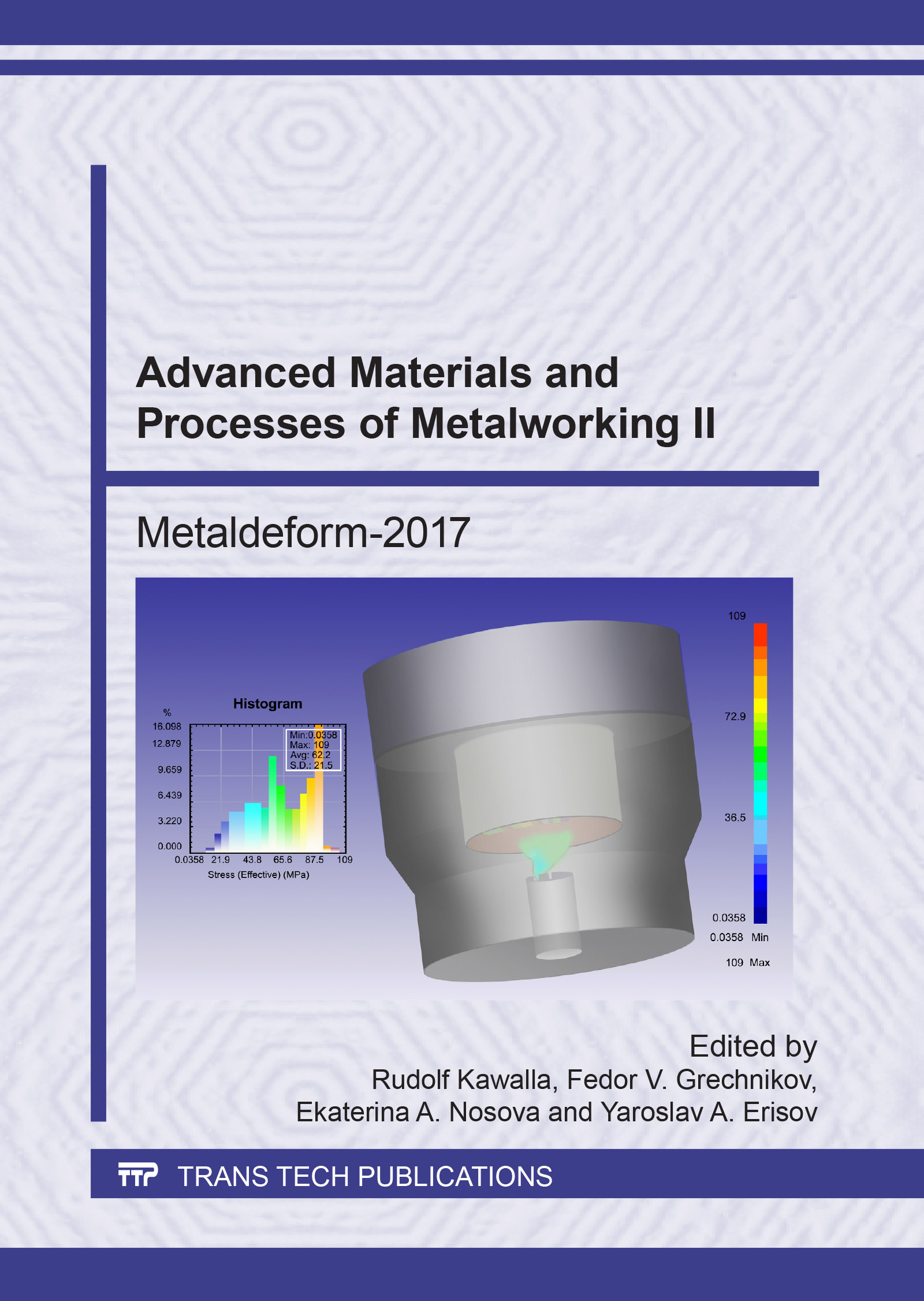 Advanced Materials and Processes of Metalworking II