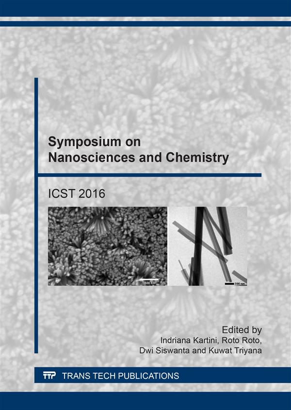 Symposium on Nanosciences and Chemistry
