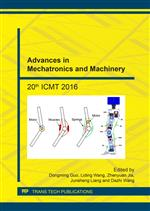 Advances in Mechatronics and Machinery