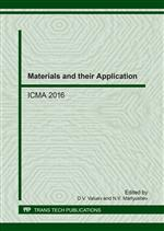 Materials and their Application