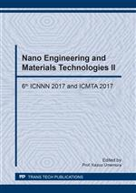 Nano Engineering and Materials Technologies II