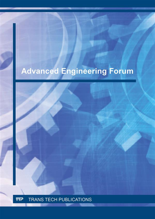 Advanced Engineering Forum Vol. 20