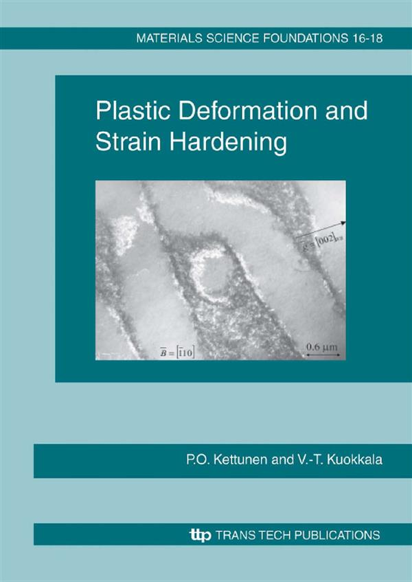 Plastic Deformation and Strain Hardening