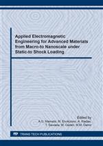 Applied Electromagnetic Engineering for Advanced Materials from Macro-to Nanoscale under Static-to Shock Loading