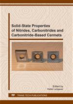 Solid-State Properties of Nitrides, Carbonitrides and Carbonitride-Based Cermets